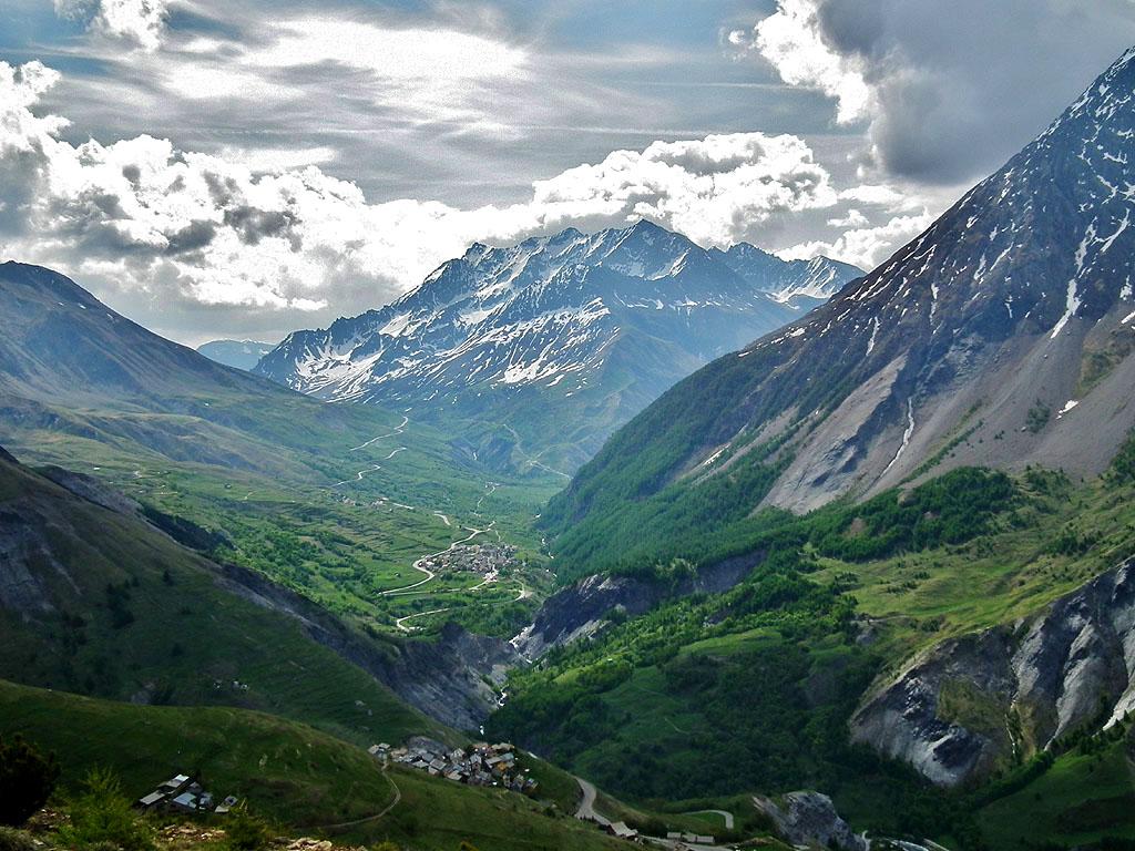 Lac du gol on via ferrata de villard d ar ne week end au chazelet oisans hautes alpes - Temps de sechage chape pour marcher dessus ...
