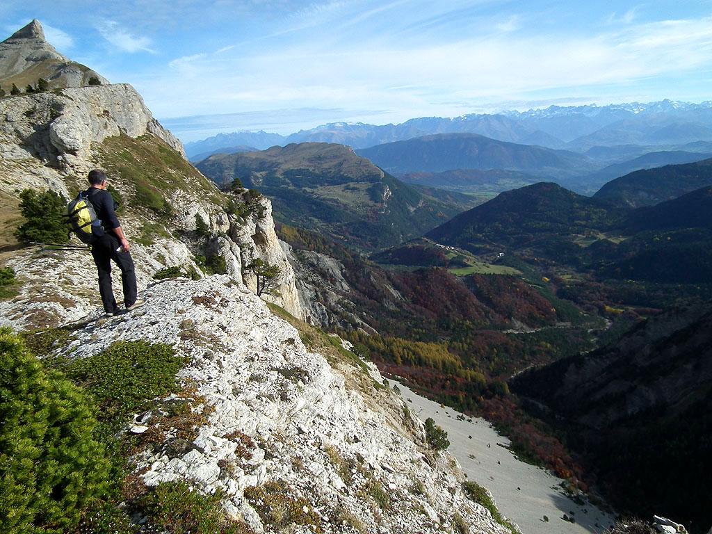 randonnée nord isère le 29 octobre